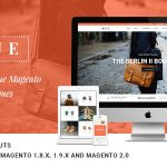 Ves Blue Store Responsive Magento 2 & 1 Theme            – Download and Free Demo