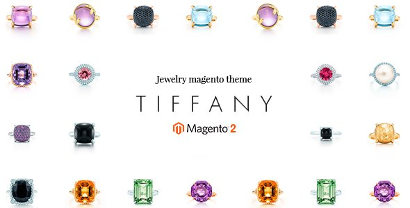 Tiffany – Jewelry Magento 2 Theme            – Download and Free Demo