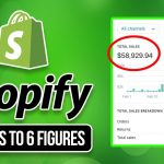 E-commerce Business :  4 steps to 6 figures ( SHOPIFY and DROPSHIPPING )