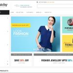 Catchy Multipurpose Shopify Theme (SHP01003) Step-1