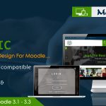 Academic – Responsive Moodle Theme            – Download and Free Demo