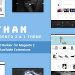 ETHAN – Luxury Fashion Magento 2 and 1 Theme            – Download and Free Demo