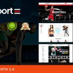 AMSport – Sport Store Responsive Magento Theme            – Download and Free Demo