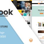 SkyBook – Book Shop Responsive Magento Theme            – Download and Free Demo