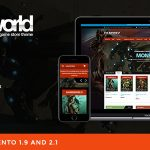 Game Store Responsive Magento Theme – Gameworld            – Download and Free Demo