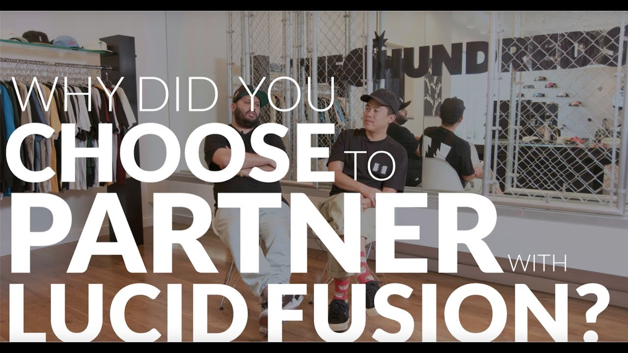 """The Hundreds + Lucid Fusion – Magento to Shopify Plus (""""Why Lucid Fusion?)"""