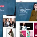 Moda – Best Choice For Shopify Fashion Online Store | Themeforest Website Templates and Themes