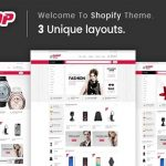 Shop Town – Sectioned Multipurpose Shopify Theme   Themeforest Website Templates and Themes