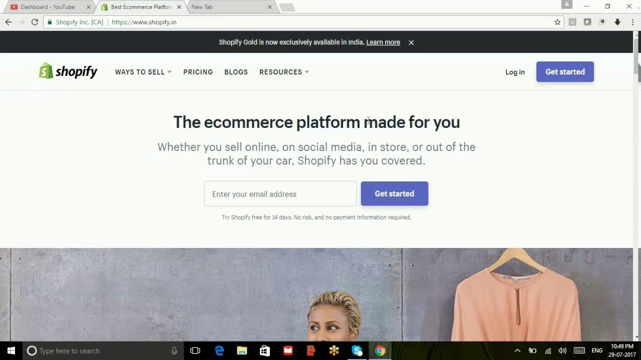 What is Shopify?How to earn money through Shopify?