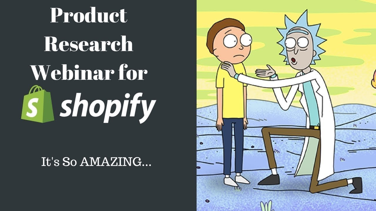 People Went crazy on this Shopify Product Research Webinar   