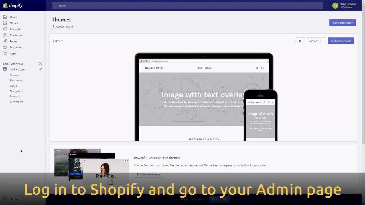 Adding a SnapWidget Instagram widget to Shopify using sections